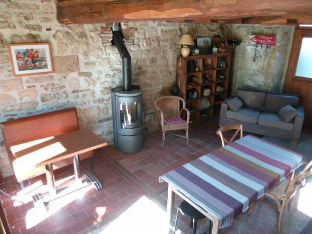 L' Annexe - Bruyères-et-Montbérault - Apartment