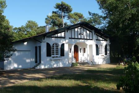 Maison de vacances , grand jardin - Labenne - Villa