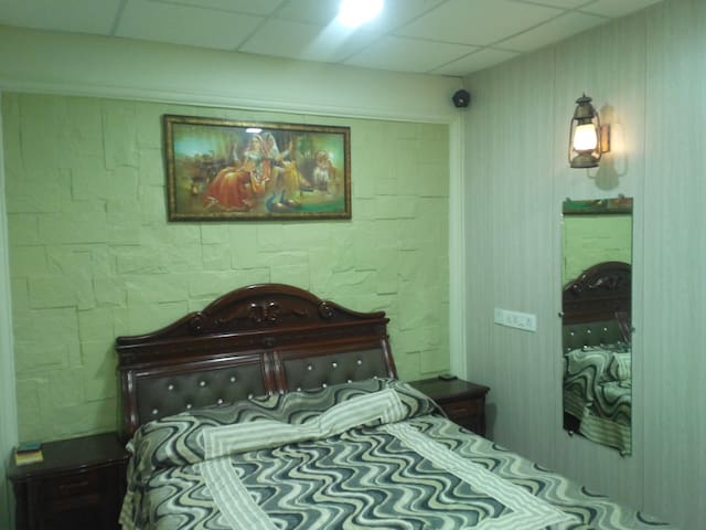 Cozy Studio Apartment In Bhandup West, Mumbai. - Bombai - Casa