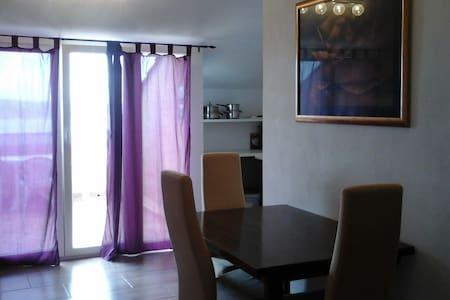Apartment mit Meerblick A6 - Dramalj