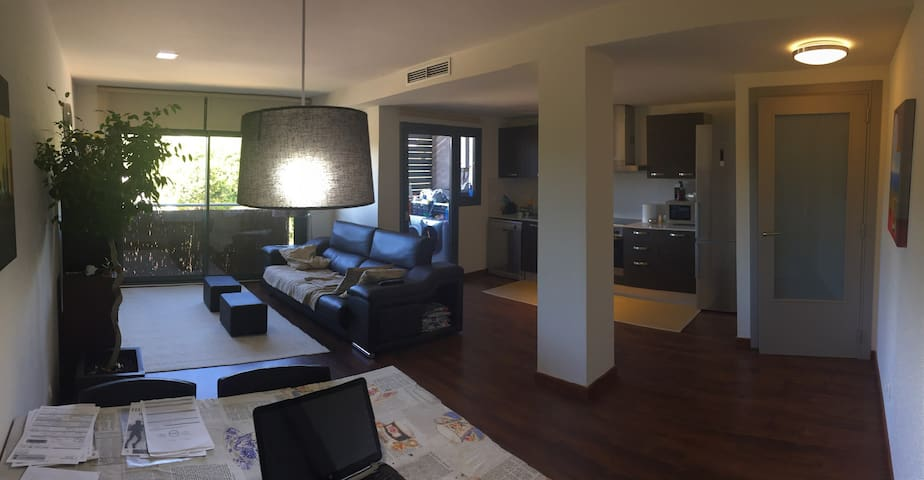 New Apartment in quiet Sitges area
