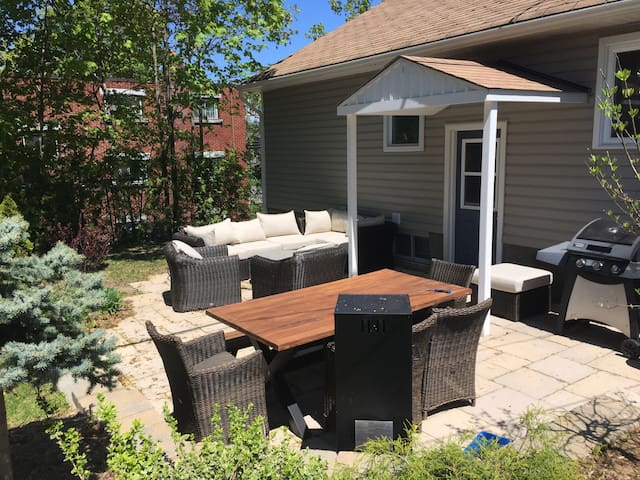 Amazing Apt.little Italy/exp farms - Ottawa - Appartement