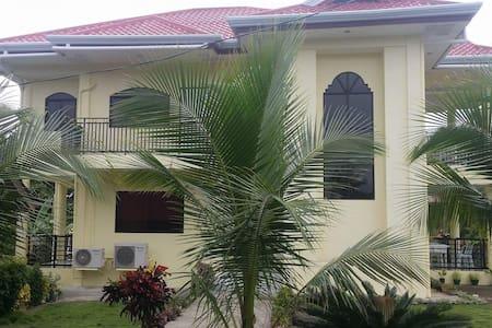 House in Cabilao Island. - Rumah