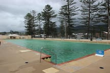 Thirroul Olympic Ocean Pool
