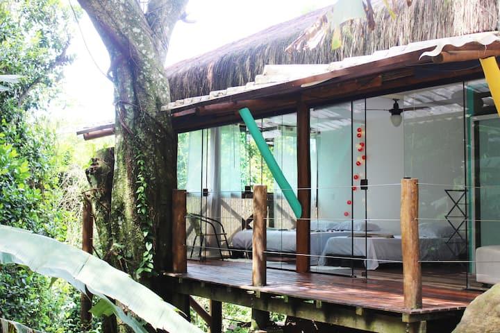 Ôca Hostel   Floresta Suite