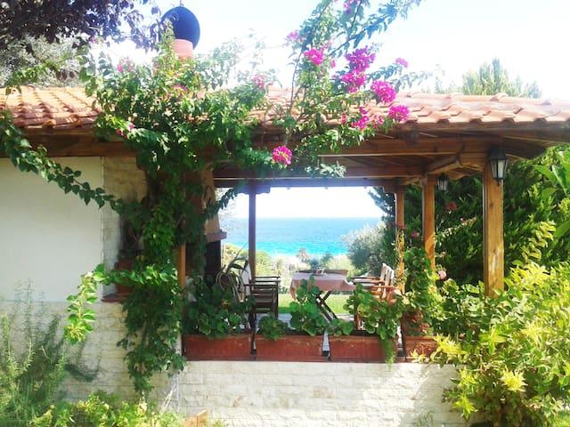 Kiki's Lovely House (Polychrono-Halkidiki) - Polichrono - House