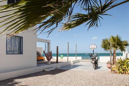 Ecléctica Habitación frente al Mar - La Paz
