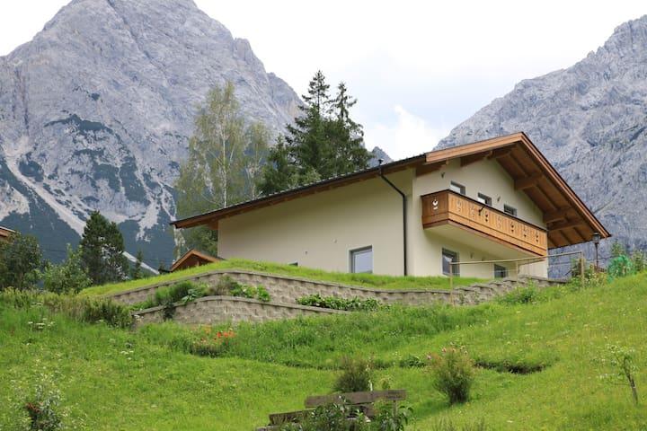 Ferienwohnung Panorama für bis zu 4 Personen - Biberwier - Leilighet