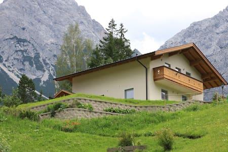 Ferienwohnung Panorama für bis zu 4 Personen - Biberwier