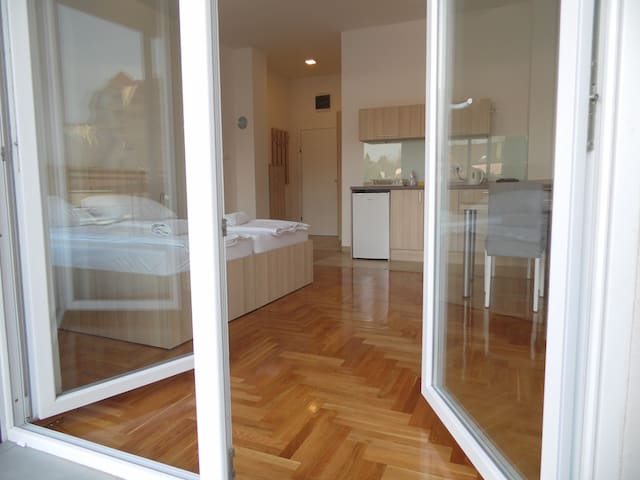 SuboticaCityCentre CaraLazara - Subotica - Wohnung