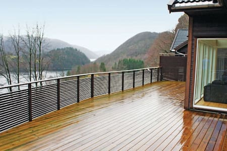 4 Bedrooms Home in  #1 - Lyngdal - Maison