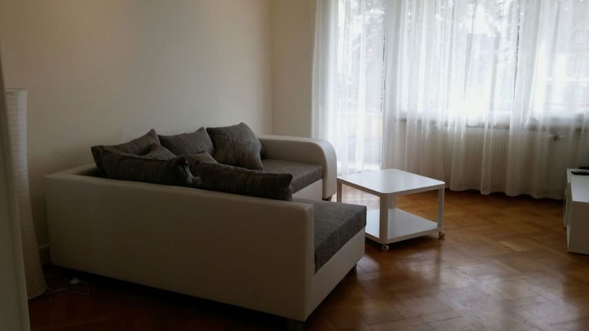 Splendid, quiet and cosy appartment - Peseux - Wohnung