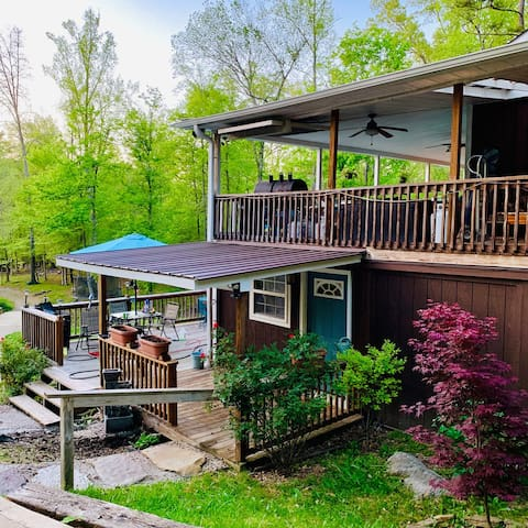 Norris Lake Front Rentals & Events. Studio + More