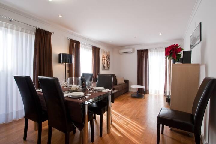 DUPLEX COQUETO Y LUJOSO C. CIENCIAS - València - Apartemen