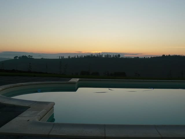 Under The Tuscan Sun Villa - Cortona - Departamento