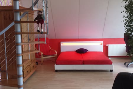 TOP Studio - including Breakfast! - Stadelhofen - Bed & Breakfast