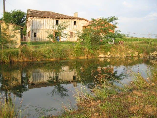 Chambre d'hôtes en Bas Armagnac - Dému - Ev
