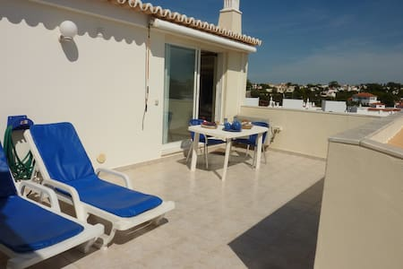 Studio Vilas do Mar T0 with seaview and pool(WIFI) - Carvoeiro - Hus