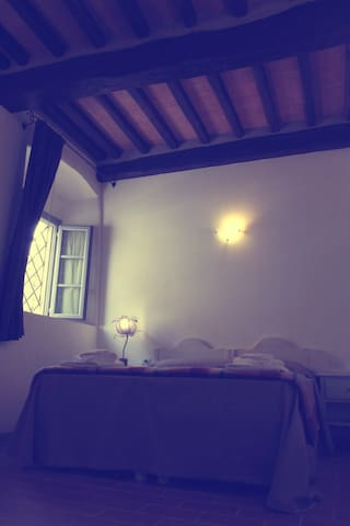Camera Olivo - Colle Alberto - Montale - Bed & Breakfast