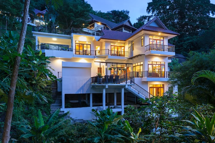 SEAVIEW Patong Pool Estate,  8 Bedrooms, Playroom