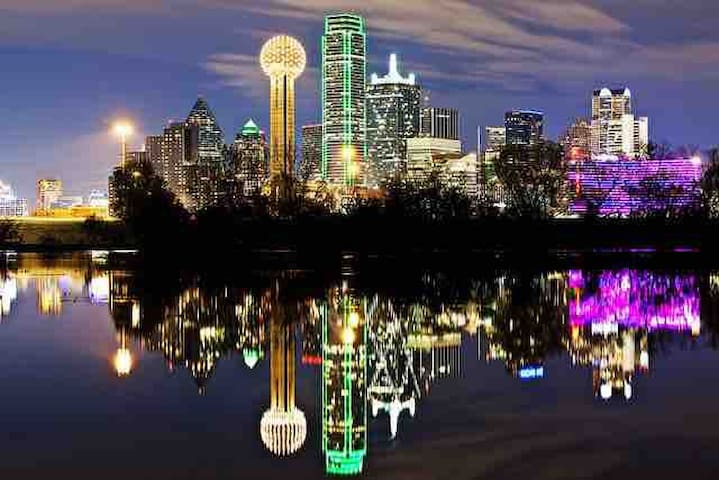 Downtown Dallas Tx