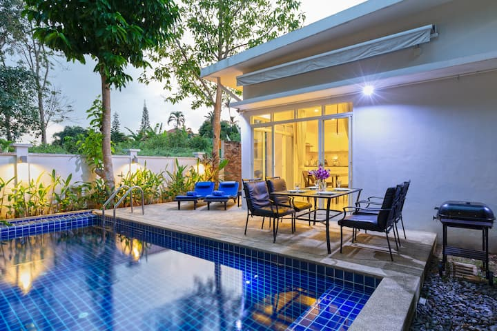 ☀Private Pool Villa☀ 2 Bedrooms, 2 Baths, Rawai