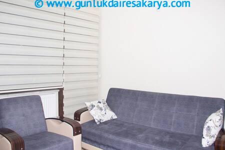 Sakarya Günlük Ev, Kiralık Daire - Sakarya - Appartement