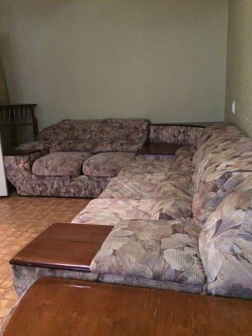 Квартира посуточно с ОТЧЁТНЫМИ ДОКУМЕНТАМИ - Novocherkassk - Pis