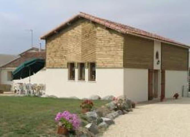 Le gîte de L'Ivronnière - La Forêt-sur-Sèvre