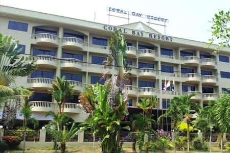Pangkor Coral Bay Resort(2 bedrooms) 休息小站