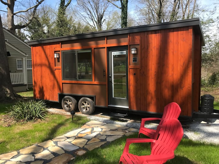 Amazing Atlanta ESCAPE Tiny House