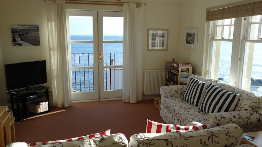 Holiday Flat with Amazing Seaviews - Pittenweem - Huoneisto