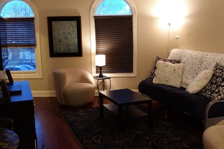 1/1 DOWNTOWN APARTMENT - NORTHFIELD - Northfield - Apartemen