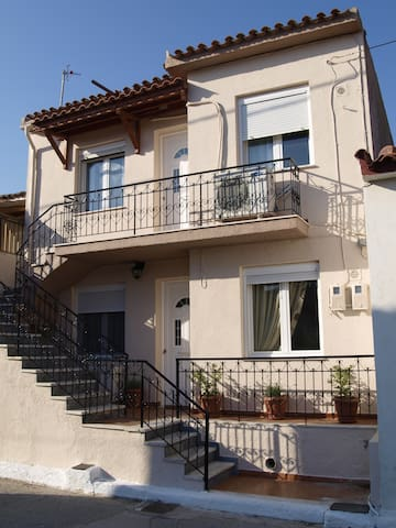 Chara's house