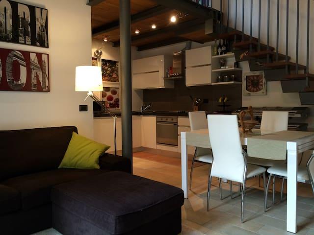 Elegant Loft Fiera Milano