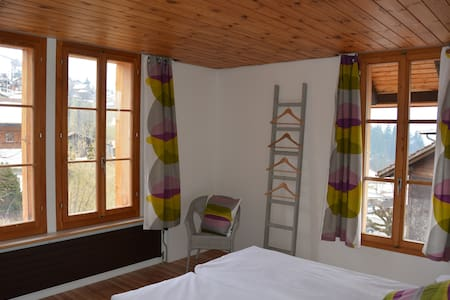 Ula's Holiday Apartments - 2 BR - Beatenberg