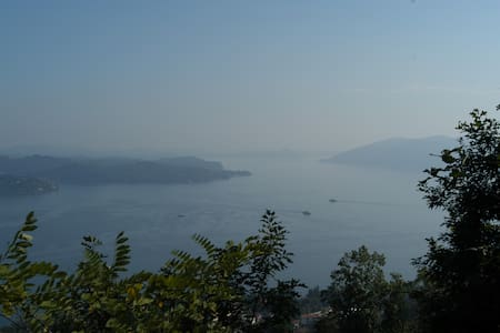 Your holiday on Lake Maggiore - Pollino di Premeno - Apartmen