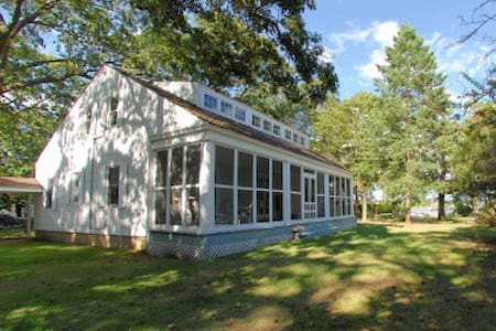 Waterview Classic Beach House! Fabulously easy. - Shelter Island