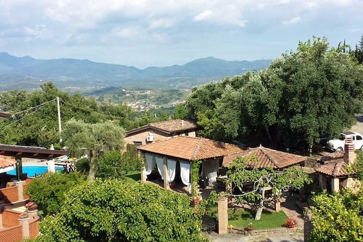 Dependance il Vigneto - Agriturismo San Giorgio - Casal Velino