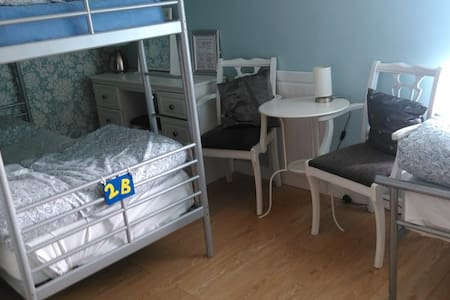 Female Dorm in Modern Boutique Country Hostel - Aughnacliffe - Albergue