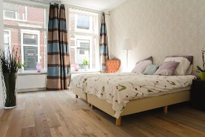 Stylish city center 2Room 1 B&B Mya - Haarlem - Bed & Breakfast
