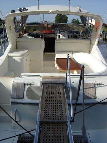 Cozy Boat - Apartment - Paliouri - Bateau