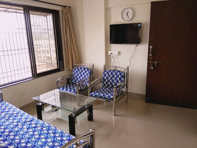Andheri East-Marol- Studio Apartment