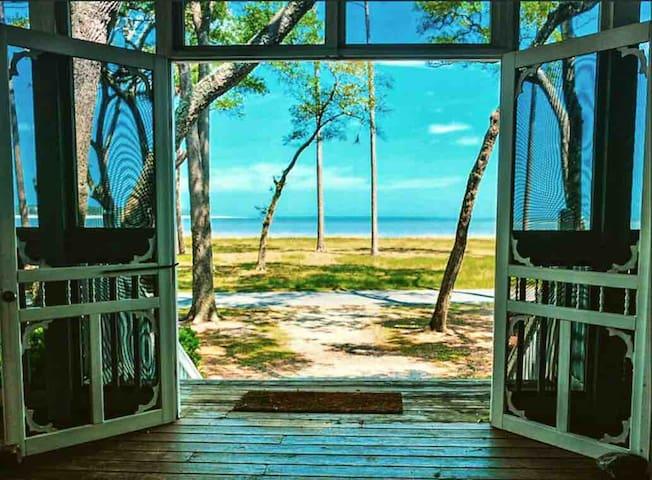 Daufuskie Heart's Desire Ocean Cottage