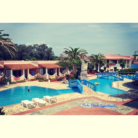 Blue Lagoon Apartments - Corfu - Bungalow