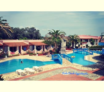 Blue Lagoon Apartments - Corfu