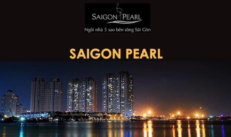 #101-SAIGON PEARL 2BRs ENTIRE Home - Binh Thanh  - Apartament