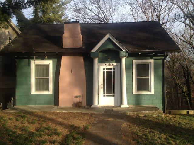 Montford/ Downtown Bungalow - Asheville - House