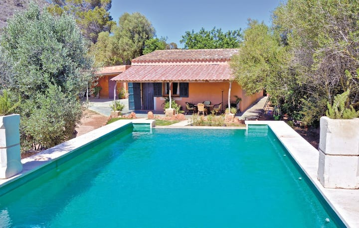 COUNTRY HOUSE CAN CONILL WITH POOL  IN LLUCMAJOR