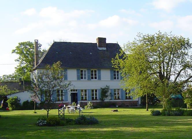 Chambre proche de Rouen - Fresne-le-Plan